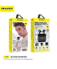 AWEI T29 WIRELESS SPORT BLUETOOTH KULAKLIK