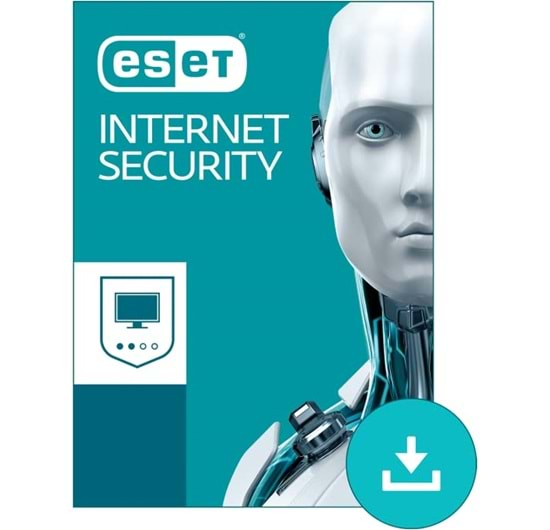 ESET INTERNET SECURITY 1 KULLANICI 1 YIL